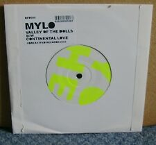 Mylo - Valley Of The Dolls - White Label Promo - Unplayed 7 Inch