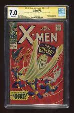 Uncanny X-Men #28 CGC 7.0 SS 1967 1322924003