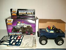 Vintage Nos Playskool Bigfoot 4X4X4 Super Size Monster Truck In Box With Papers