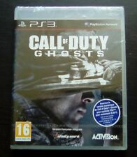CALL OF DUTY GHOSTS : JEU Sony PLAYSTATION 3 PS3 (Activision NEUF envoi suivi)
