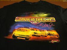 "Dale Earnhardt Jr  ""Back In The Day"" Nascar Speed Network T Shirt Medium  V9"