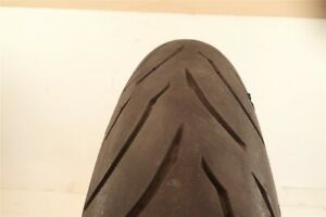 Continental Contimotion M 120/70 ZR17 used motorcycle tire