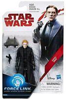"New in Package Star Wars The Last Jedi General Hux Force Link Figure 3.75"" k"