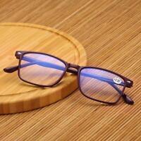 occhiali da lettura Uomo Donne Moda Retrò  1.0 ~ 4.0