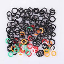 "150PCS Mulit O-Rings For Senko Worms Wacky Rig O-Ring tool (3&4"",4&5"",6"" Senko)"