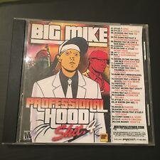 DJ Big Mike Professional Hood Sh#t #4 NYC Hip Hop Mixtape Mix CD