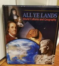 All Ye Lands: World Cultures and Geography Hardback Book