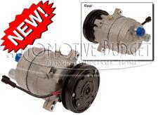 A/C Compressor w/Clutch for Daewoo Samsung & Volvo Excavators - NEW