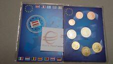 2018 AUSTRIA 8 monete 3,88 EURO fdc autriche Österreich Австрия 2 € 100 Republik