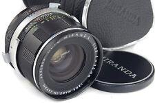 Miranda Auto 28mm 2.8 + Estuche === como nuevo ===