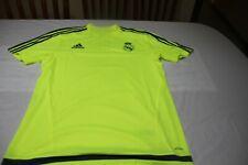"Camiseta Futbol Entrenamiento REAL MADRID ADIDAS Talla ""L"" size NUEVA 54x76 cm"