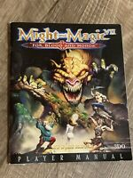 Vtg Manual Gaming For Might & Magic For Blood & Honor