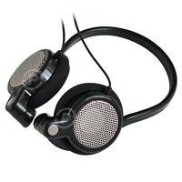 Grado iGrado On-ear Neckband Behind-the-neck Stereo Street Style Headphone Black