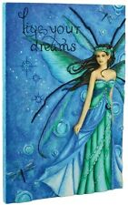 Munro Jessica Galbreth Faery Blessing Sculpted Wall Art Live your Dreams Fairy