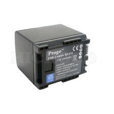 Progo Battery for CANON BP-819 VIXIA HF10 HF11 HF100 HF20 HF200 HG20 HG21 HG30