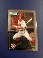 2010 Bowman Chrome # BCP104 ANTHONY GOSE Rookie RC Great Card Look MINT !