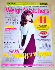Weight Watchers Magazin Juni - Juli - *Heft Nr. 4* ProPoints Plan 2014 *NEU*