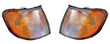Fits 98 99 00 01 02 Kia Sportage Cornerlight Pair Set Both NEW Cornerlamp SUV