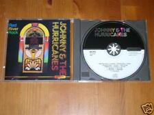 CD JOHNNY § THE HURRICANES / RED RIVER ROCK / TBE++++++