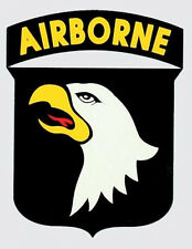 US ARMY 101ST AIRBORNE DIVISION STICKER - NEW - MADE IN THE USA!!