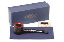 Savinelli Roma 122 Black Stem Tobacco Pipe