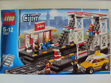 LEGO CITY SET 7937 TRAIN STATION - NEW IN FACTORY SEALED BOX - RARE DISCONTINUED