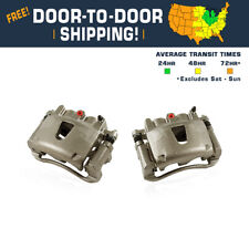 Front OE Brake Calipers Pair Kit Silverado Sierra Yukon Escalade Tahoe XL SS
