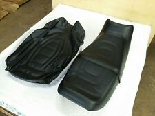 HONDA CBX1000 SUPER SPORT 1981-1982 MODEL SEAT COVER WITH STRAP BLACK (H331-n13)