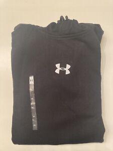 Under Armour Hoodie Sweatshirt Women's Size XL Black