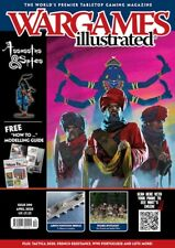 WARGAMES ILLUSTRATED APR 2020 # 390 TABLETOP GAMING MAG WITH  FREE HOW TO