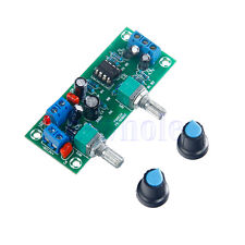 Preamplifier Board NE5532 DC 12V-24V Subwoofer Low Pass Filter Plate Module WS