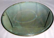 Antique ART DECO PEDESTAL Mirror DRESSER TRAY