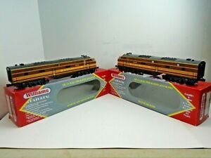 O Scale Williams # E71003 Boston & Maine E7 Power A w/True Blast II & Dummy A