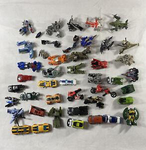 Mini Transformers Legends Class Lot Minicon Cyberverse CBumblebee Optimus