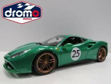 1/18 BURAGO - FERRARI 488 GTB - 70TH ANNIVERSARY COLLECTION -  BBURAGO