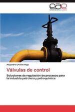 Valvulas de Control (Paperback or Softback)