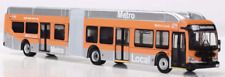 Iconic Replicas 1:87 New Flyer Excelsior XN60 Articulated Metro Los Angeles