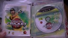 International Cricket 2010 - PS3 - Complete - 30 DAYS WARRANTY.