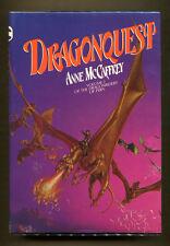 DRAGONQUEST by Anne McCaffrey - 1979 1st Edition Thus in DJ - Fine