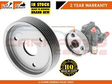 FOR RENAULT CLIO 2.0 16v SPORT 172 182 POWER STEERING PUMP PULLEY AIR-CON MODELS