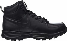Original Mens Nike Manoa Leather Boot Shoes Trainer 454350 003