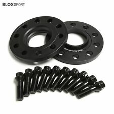 Blox Sport 12 Mm Cubo de rueda Espaciador centrado en Mercedes W204 w205 CLA W176 W218
