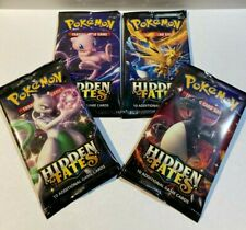 POKEMON TCG HIDDEN FATES BOOSTER PACK SEALED! FREE SHIP IN CANADA! CHARIZARD?