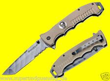 BÖKER MAGNUM Shades of Gray Messer federunt. Taschenmesser Einhandmesser 01SC648