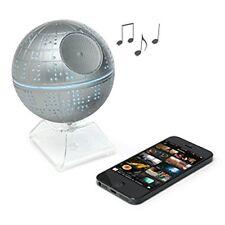 @New@ Ihome Star Wars Death Star Bluetooth Speaker Li-B18.Fx Toy Kids Play Gift