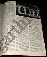 Osmond Brothers 1973 Mint Photo Feature Donny & The Kings Of Bubble Gum
