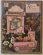 Susan Scheewe Decorative Painting Pattern Book BRIAR PATCH 3 by Sandy Fochler