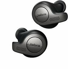 Jabra Elite 65t True Wireless Bluetooth In-Ear Kopfhörer titan schwarz #184