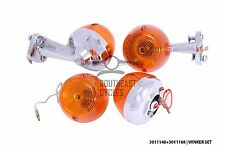 Set of turn signal light, winker for Honda cub C50, C70, C90, C100, C102, C105
