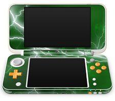 Nintendo NEW 2DS XL Aufkleber Skin Schutzfolie Sticker Folie Apocalypse Green